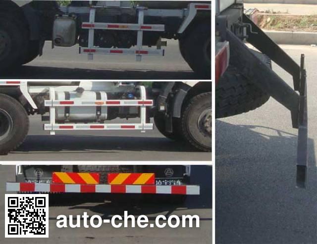 CIMC Lingyu CLY5255GJB4L1 concrete mixer truck