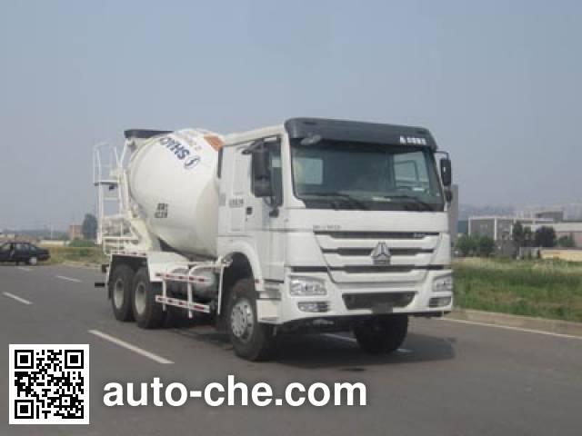 凌宇牌CLY5257GJB43E1L混凝土搅拌运输车