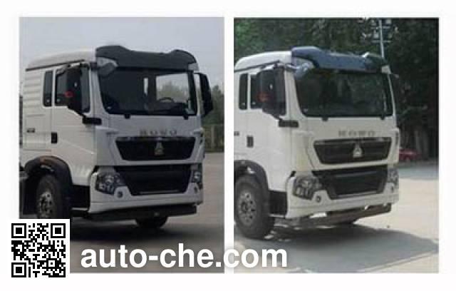 CIMC Lingyu CLY5257GJB4L2 concrete mixer truck