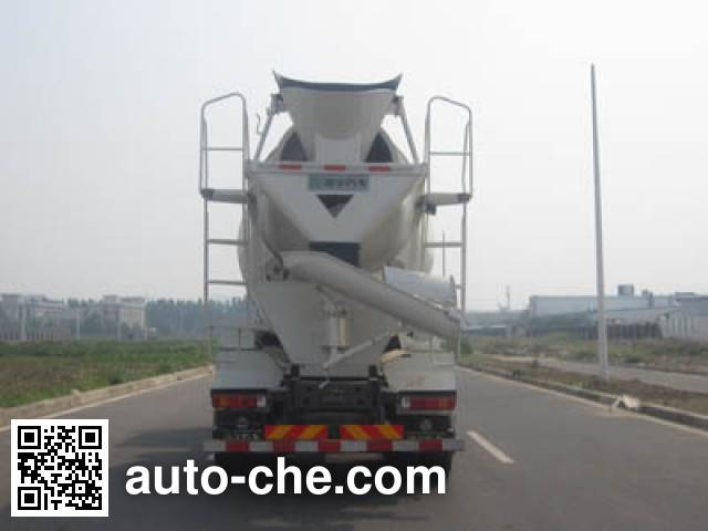 凌宇牌CLY5257GJB6混凝土搅拌运输车