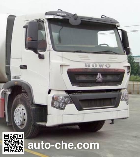 CIMC Lingyu CLY5257GJB9 concrete mixer truck