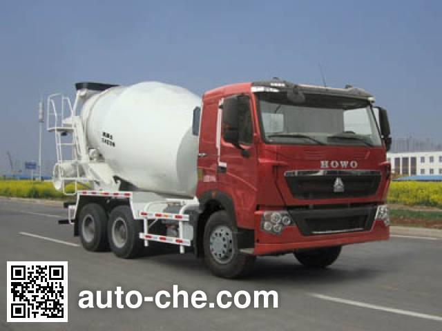 CIMC Lingyu CLY5257GJB8 concrete mixer truck