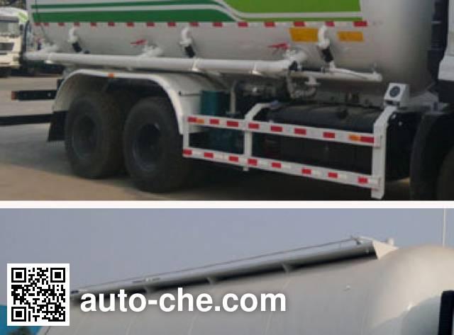 CIMC Lingyu CLY5257GXHZZ pneumatic discharging bulk cement truck