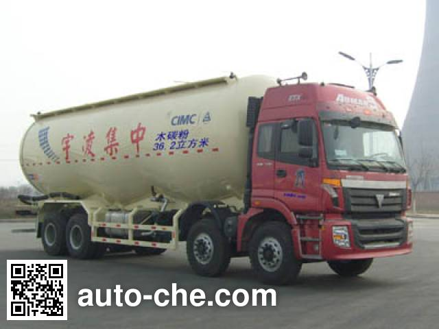 CIMC Lingyu CLY5310GFLV3 bulk powder tank truck