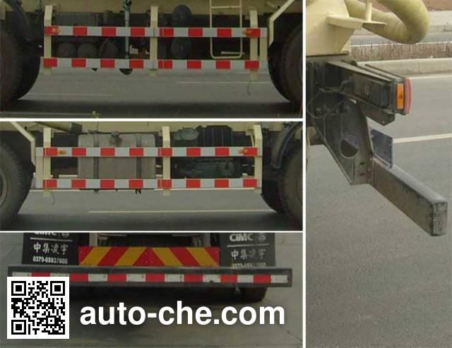 CIMC Lingyu CLY5310GXHCA pneumatic discharging bulk cement truck