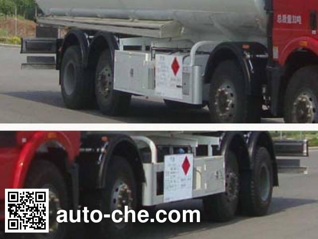 CIMC Lingyu CLY5310GYYB oil tank truck