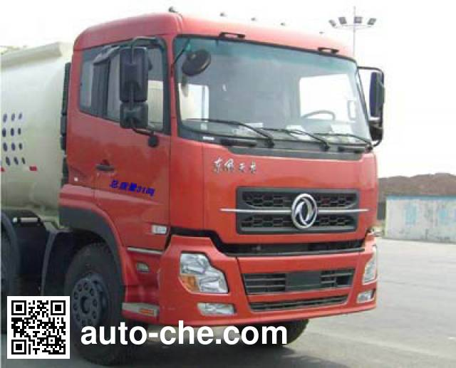 CIMC Lingyu CLY5311GFLA9 low-density bulk powder transport tank truck