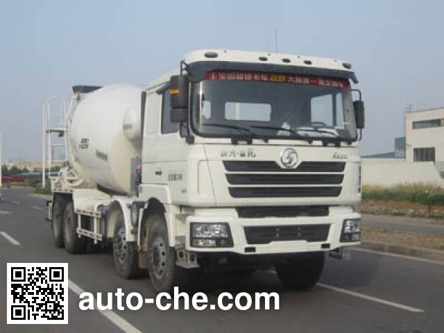 CIMC Lingyu CLY5314GJB1 concrete mixer truck