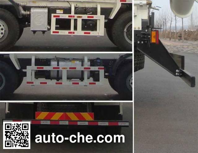 CIMC Lingyu CLY5314GJB2 concrete mixer truck