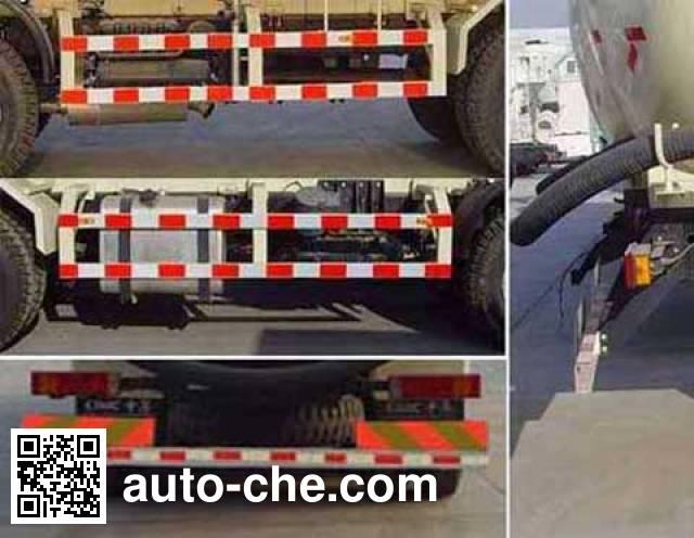 CIMC Lingyu CLY5315GFL bulk powder tank truck