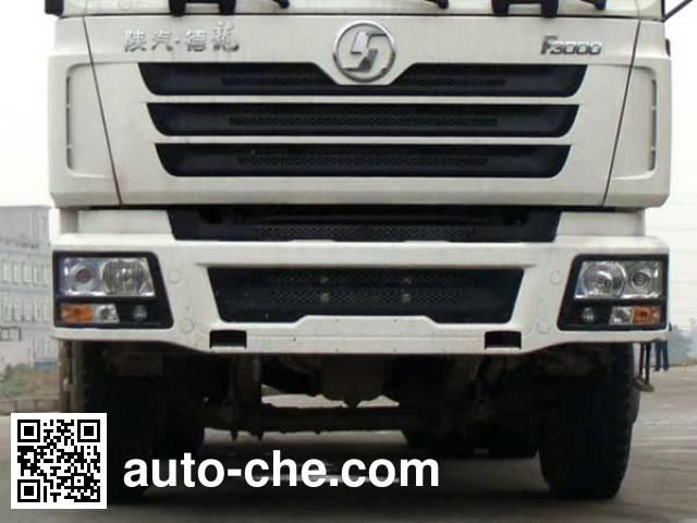 CIMC Lingyu CLY5315GJB concrete mixer truck