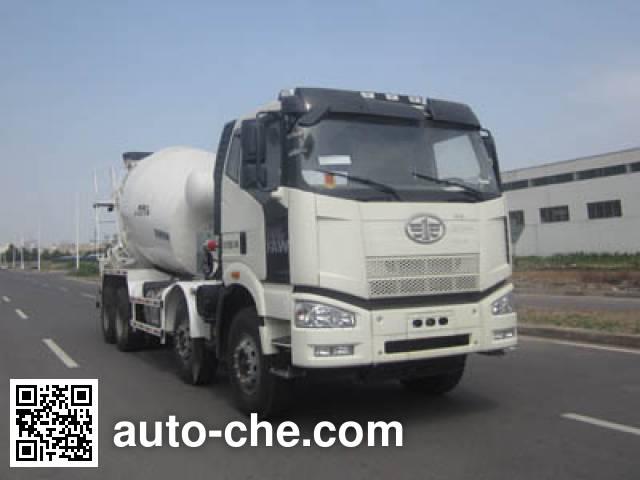 CIMC Lingyu CLY5315GJB1 concrete mixer truck