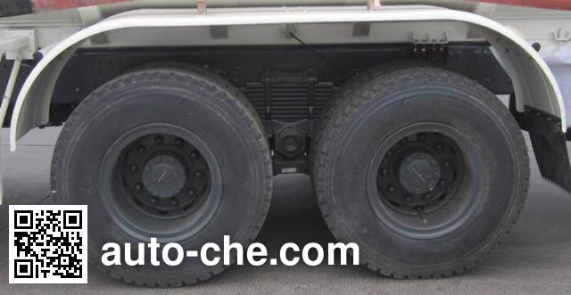 CIMC Lingyu CLY5311GXHA9 pneumatic discharging bulk cement truck
