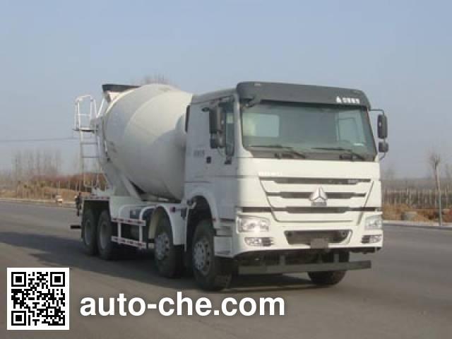 CIMC Lingyu CLY5317GJB36E1 concrete mixer truck