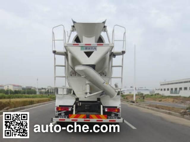 CIMC Lingyu CLY5318GJB1 concrete mixer truck