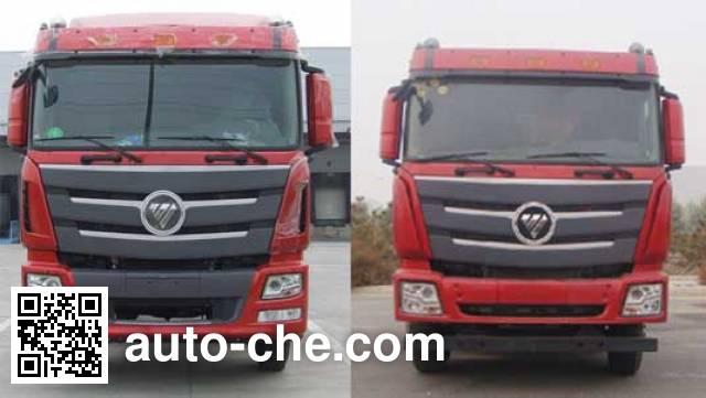 CIMC Lingyu CLY5319GXHBJ pneumatic discharging bulk cement truck