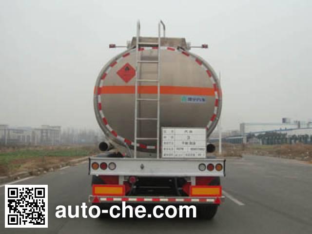 CIMC Lingyu CLY9341GYYB aluminium oil tank trailer