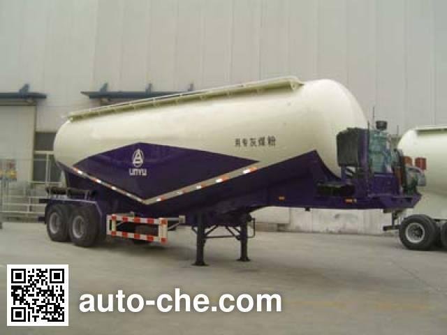 凌宇牌CLY9350GFL粉粒物料运输半挂车