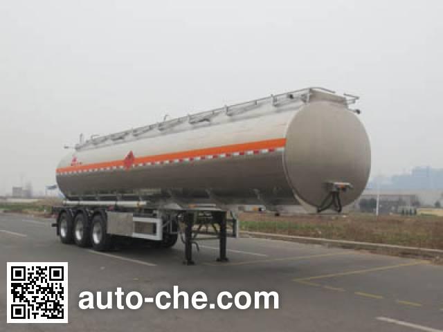 CIMC Lingyu CLY9401GRYP flammable liquid aluminum tank trailer