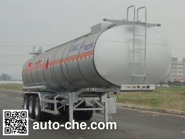 CIMC Lingyu CLY9404GRYF flammable liquid tank trailer