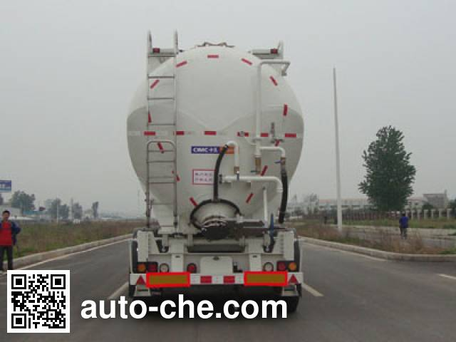CIMC Lingyu CLY9405GFLB low-density bulk powder transport trailer