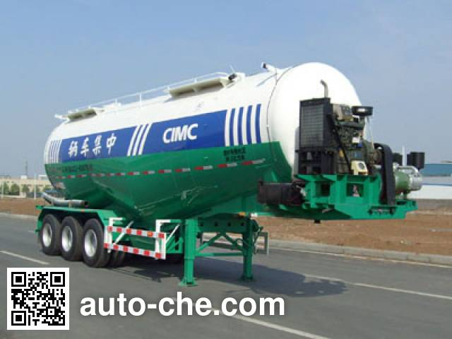 CIMC Lingyu CLY9405GXH1 ash transport trailer