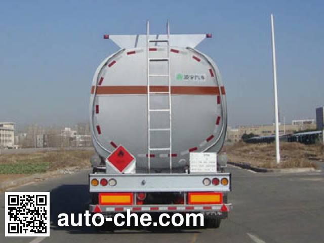 CIMC Lingyu CLY9406GRYB flammable liquid tank trailer