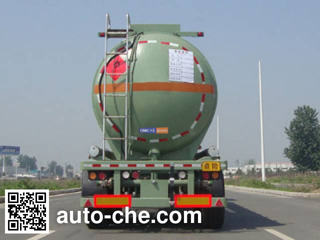 CIMC Lingyu CLY9408GRYF flammable liquid tank trailer