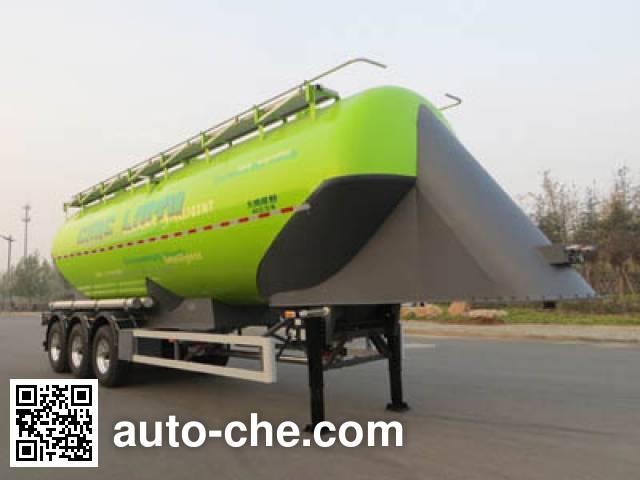 凌宇牌CLY9409GFL铝合金中密度粉粒物料运输半挂车