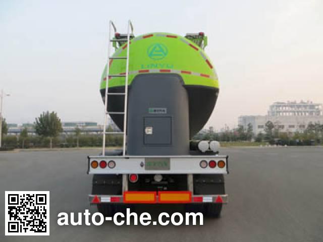 CIMC Lingyu CLY9409GFLA1 medium density bulk powder transport trailer