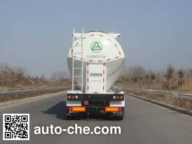 CIMC Lingyu CLY9409GFLB low-density bulk powder transport trailer