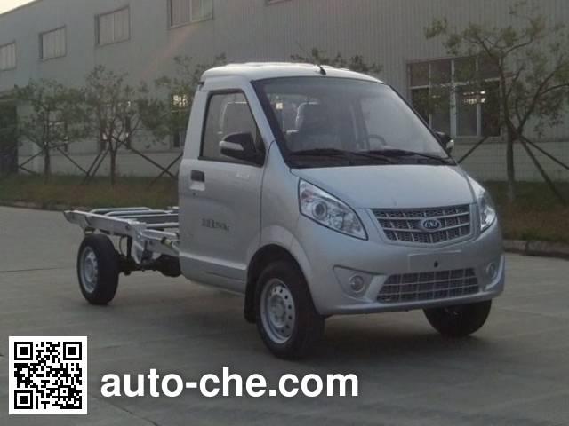 CNJ Nanjun CNJ1030SDA30V light truck chassis