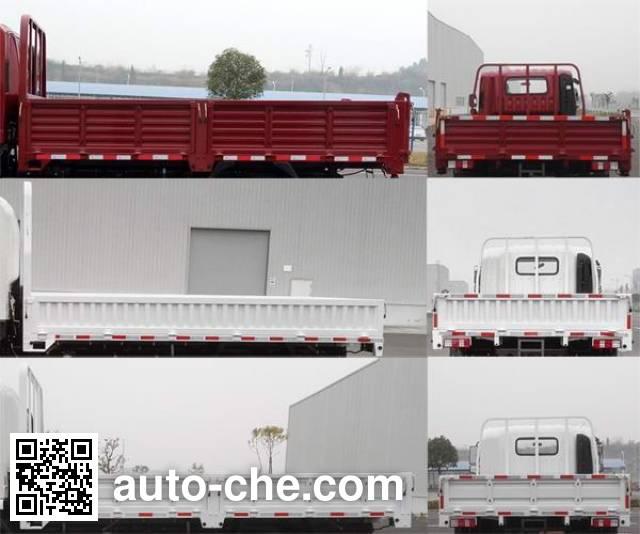 南骏牌CNJ1080ZDB33V载货汽车