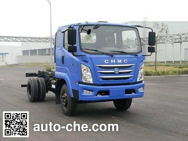 CNJ Nanjun CNJ2040ZPB33M off-road dump truck chassis