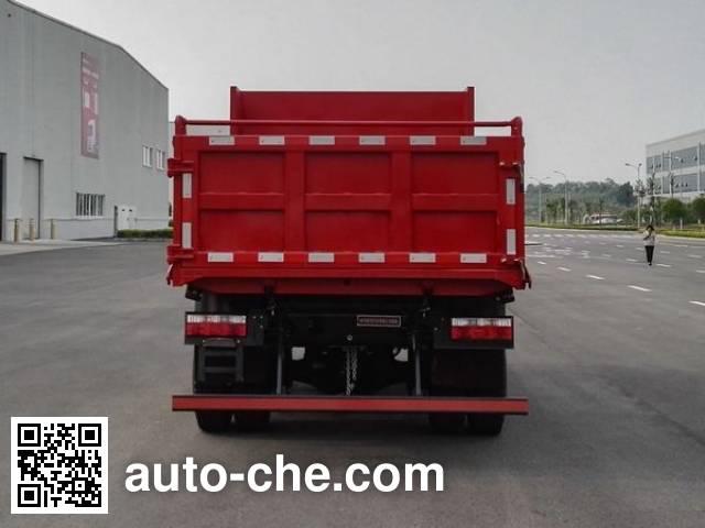 CNJ Nanjun CNJ3040ZPB33V dump truck