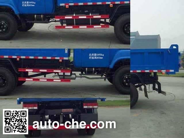 CNJ Nanjun CNJ3050LD39M dump truck