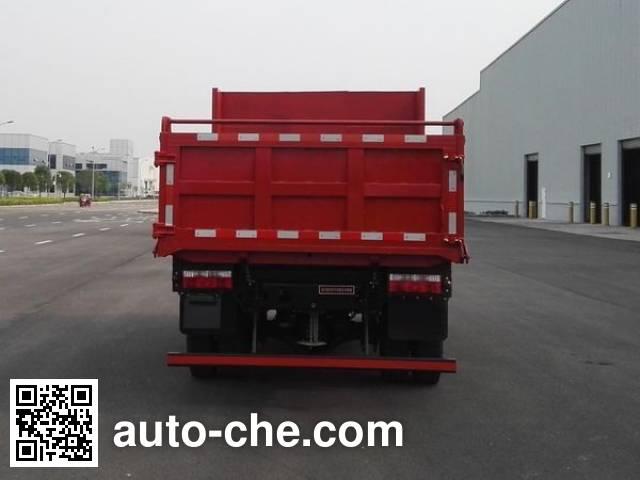 南骏牌CNJ3060ZPB33V自卸汽车