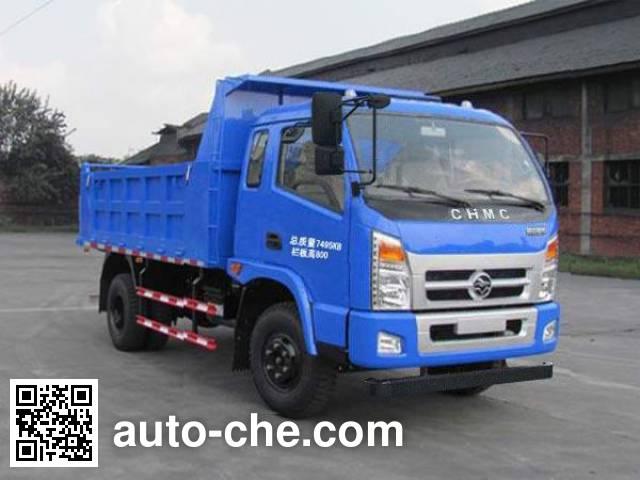 CNJ Nanjun CNJ3070ZFP37M dump truck