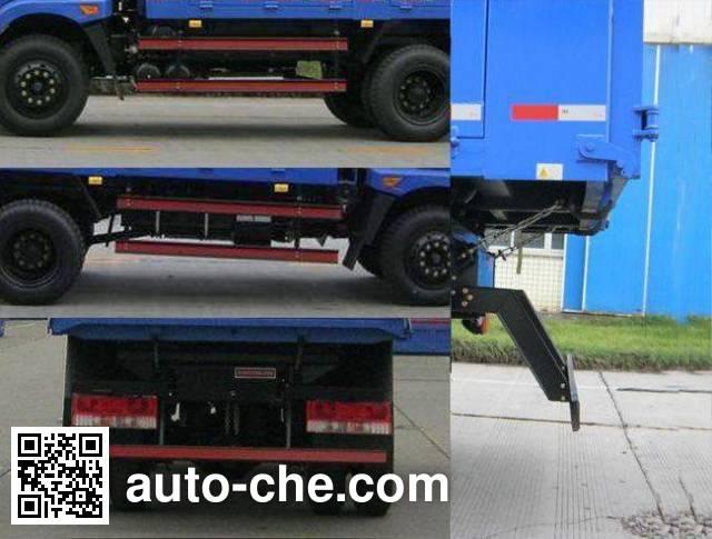 CNJ Nanjun CNJ3140GPA34M dump truck