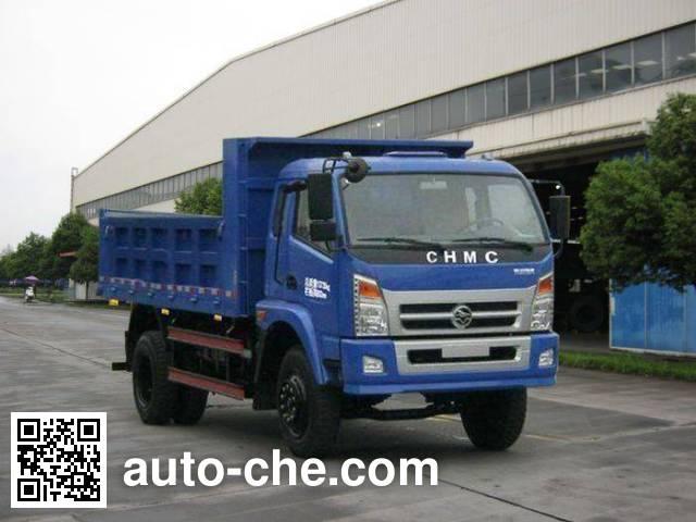 南骏牌CNJ3140GPA34M自卸汽车