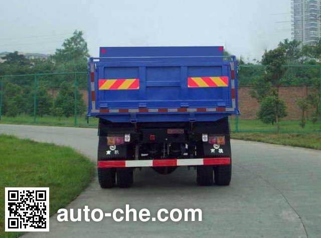 CNJ Nanjun CNJ3160ZQP42M dump truck