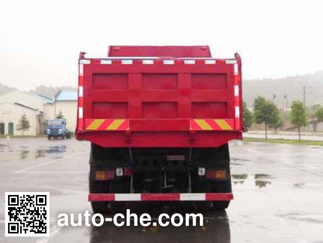 CNJ Nanjun CNJ3300ZHP66M dump truck