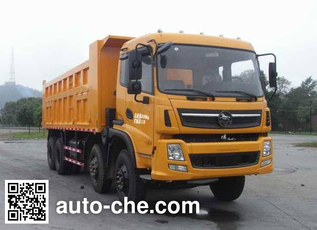 南骏牌CNJ3300ZRPA63B自卸汽车