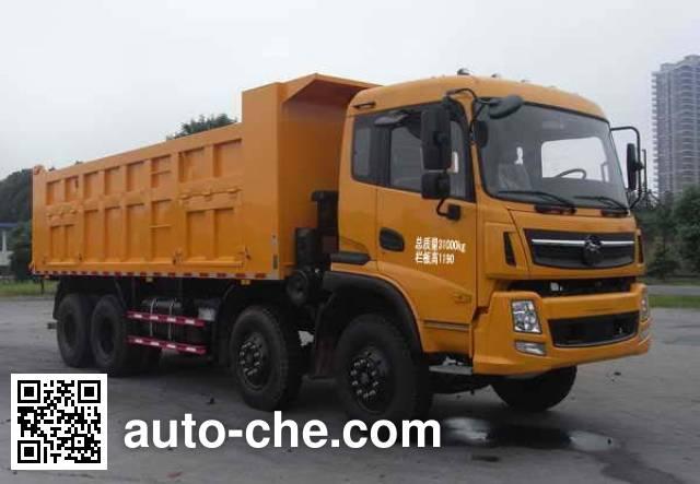 CNJ Nanjun CNJ3310ZRPA66B dump truck