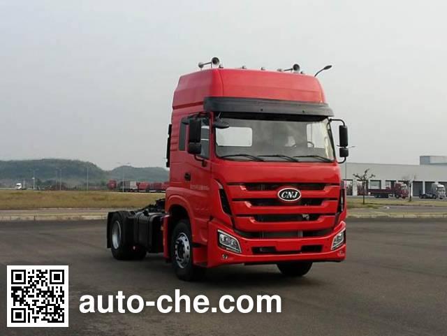 CNJ Nanjun CNJ4180KPG36V tractor unit