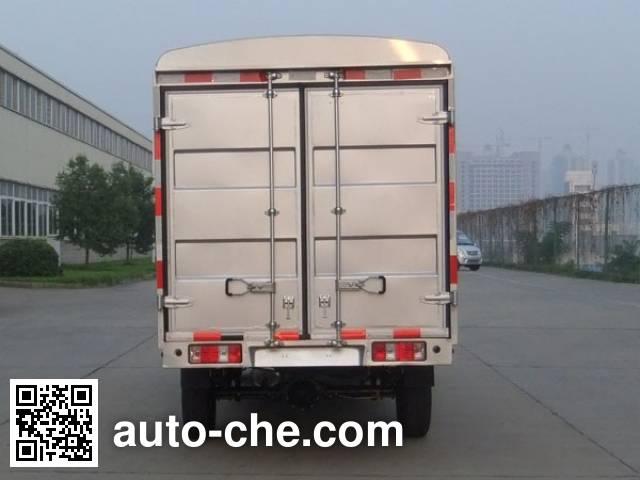 CNJ Nanjun CNJ5021CCYSSA30V stake truck