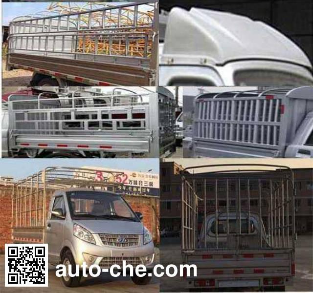 CNJ Nanjun CNJ5021CCYSDA30V stake truck