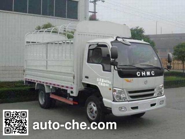 CNJ Nanjun CNJ5040CCYZD33M1 stake truck