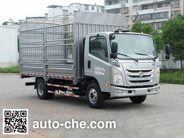 CNJ Nanjun CNJ5040CCYZDB33M stake truck