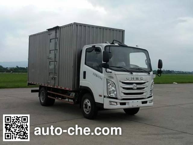 CNJ Nanjun CNJ5040XXYZDB33V box van truck